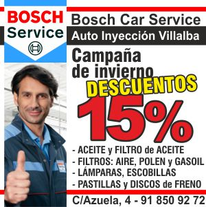 Bosh Car Center